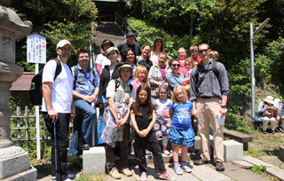 横須賀の日本在住米軍とその家族