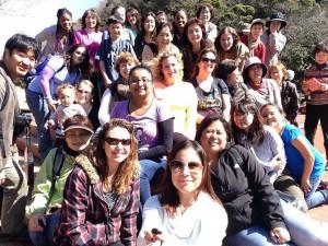 横須賀の外国人と三浦半島をハイキング